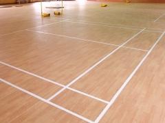 pvc运动地板3