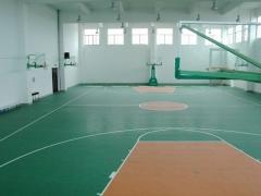 pvc运动地板2